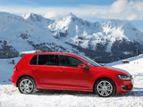 Volkswagen Golf TDI 4MOTION 5-door (Typ 5G) 2013 wallpapers