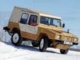 Volkswagen Iltis (Type 183) 1978–82 photos