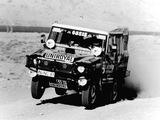 Volkswagen Iltis Dakar (Type 183) 1980 pictures