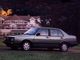 Images of Volkswagen Jetta US-spec (II) 1989–92