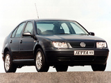 Images of Volkswagen Jetta Sedan ZA-spec (IV) 1998–2003