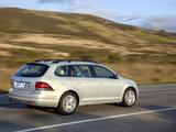 Images of Volkswagen Jetta SportWagen US-spec 2009–15