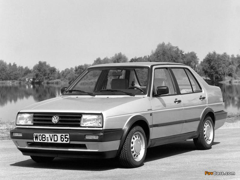 Photos of Volkswagen Jetta Syncro (Typ 1G) 1989–92 (800 x 600)
