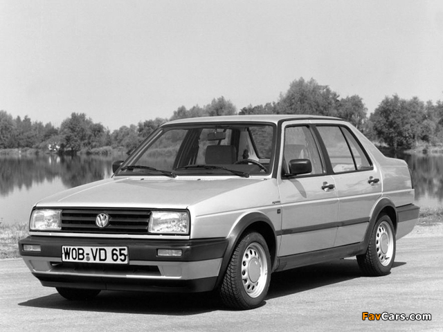 Photos of Volkswagen Jetta Syncro (Typ 1G) 1989–92 (640 x 480)