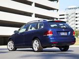 Photos of Volkswagen Jetta SportWagen US-spec 2009–15