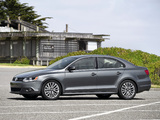 Photos of Volkswagen Jetta US-spec (VI) 2010