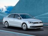 Photos of Volkswagen Jetta Hybrid US-spec (Typ 1B) 2012