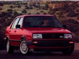 Pictures of Volkswagen Jetta GLI 16V (Typ 1G) 1987–92