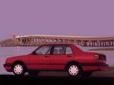 Pictures of Volkswagen Jetta US-spec (II) 1989–92
