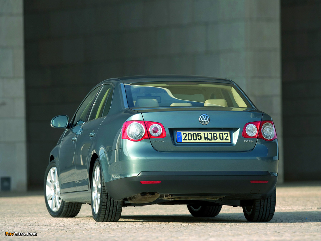 Pictures of Volkswagen Jetta (V) 2005–10 (1024 x 768)