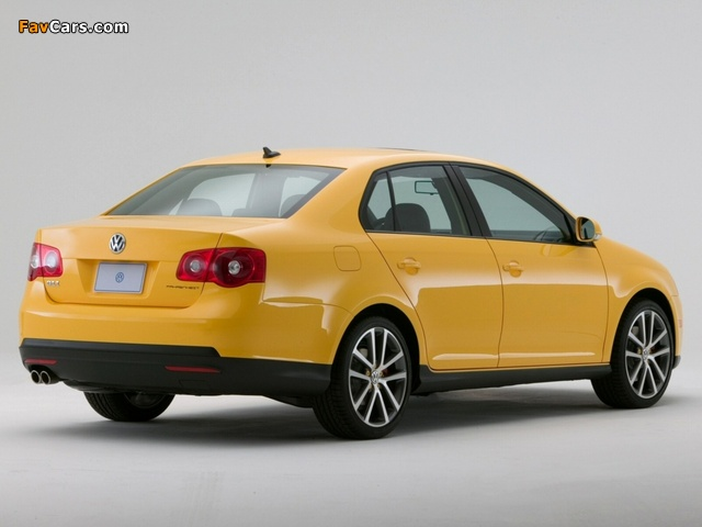 Pictures of Volkswagen GLI Fahrenheit (Typ 1K) 2007 (640 x 480)