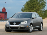 Pictures of Volkswagen Jetta TDI US-spec (Typ 1K) 2008–10