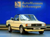 Karmann Volkswagen Jetta Cabriolet Prototype (Typ 16) 1980 wallpapers