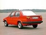 Volkswagen Jetta (II) 1984–87 photos