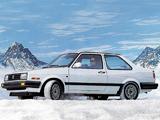 Volkswagen Jetta 2-door Slalom (Typ 1G) 1988 photos