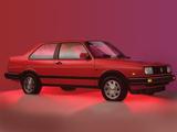 Volkswagen Jetta 2-door Flair 2 (Typ 1G) 1990 photos