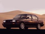 Volkswagen Jetta GLI Wolfsburg (Typ 1G) 1990 wallpapers