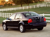 Volkswagen Jetta Sedan (IV) 1998–2003 photos