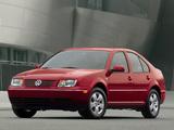 Volkswagen Jetta Sedan (IV) 2003–05 images