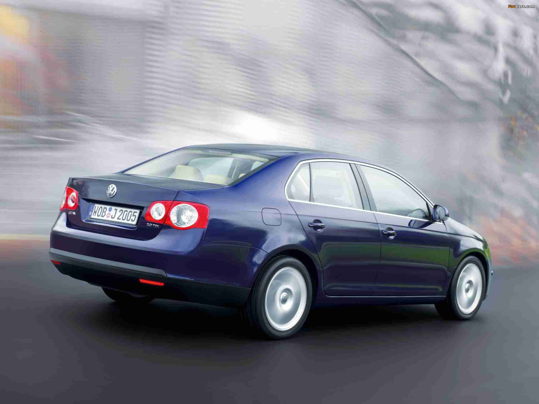 Volkswagen Jetta (V) 2005–10 images (2048 x 1536)