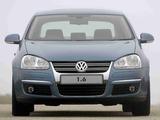 Volkswagen Jetta 1.6 ZA-spec (Typ 1K) 2005–10 wallpapers