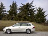 Volkswagen Jetta SportWagen US-spec 2009–15 pictures