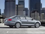 Volkswagen Jetta US-spec (VI) 2010 images