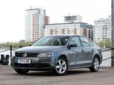 Volkswagen Jetta UK-spec (Typ 1B) 2010 photos