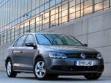 Volkswagen Jetta UK-spec (Typ 1B) 2010 wallpapers