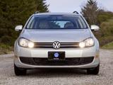 Volkswagen Jetta Sportwagen 2010 wallpapers
