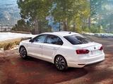 Volkswagen Jetta Hybrid US-spec (Typ 1B) 2012 images