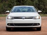 Volkswagen Jetta Hybrid US-spec (Typ 1B) 2012 photos