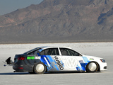 Volkswagen Jetta Hybrid Speed Record Car (Typ 1B) 2012 pictures