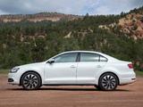 Volkswagen Jetta Hybrid US-spec (Typ 1B) 2012 wallpapers