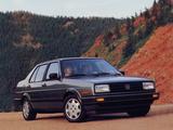 Volkswagen Jetta US-spec (II) 1989–92 wallpapers