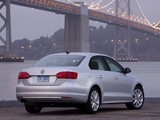 Volkswagen Jetta US-spec (VI) 2010 wallpapers