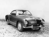 Volkswagen Karmann-Ghia Coupe (Typ 14) 1955–74 pictures