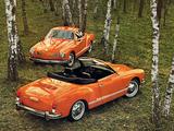 Volkswagen Karmann-Ghia wallpapers