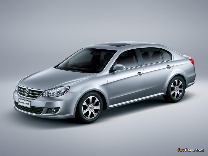Photos of Volkswagen Lavida 2008 (800 x 600)