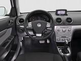 Volkswagen E-Lavida Concept 2010 images