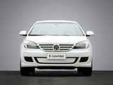 Volkswagen E-Lavida Concept 2010 pictures