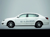 Volkswagen E-Lavida Concept 2010 wallpapers