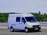 Images of Volkswagen LT Van (II) 1996–2006