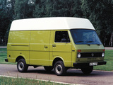 Volkswagen LT31 High Roof Van (I) 1975–86 pictures