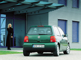 Images of Volkswagen Lupo 1.4 TDI (Typ 6X) 1999–2005