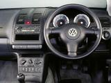 Volkswagen Lupo UK-spec (Typ 6X) 1998–2005 photos