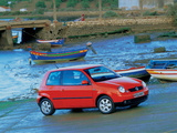 Volkswagen Lupo 1.4 16V (Typ 6X) 1998–2005 wallpapers