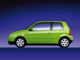Volkswagen Lupo 1.4 (Typ 6X) 2000–05 images