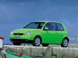 Volkswagen Lupo 1.4 (Typ 6X) 2000–05 photos