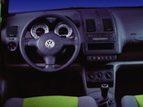 Volkswagen Lupo 1.4 (Typ 6X) 2000–05 pictures